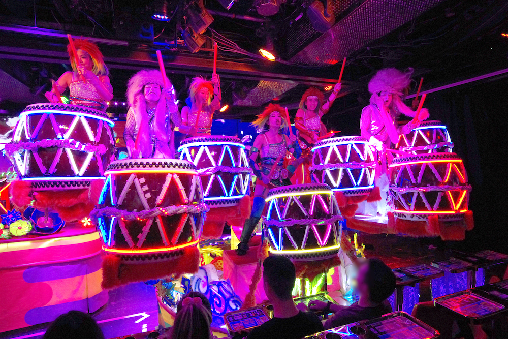 Image courtesy of the Robot Restaurant
