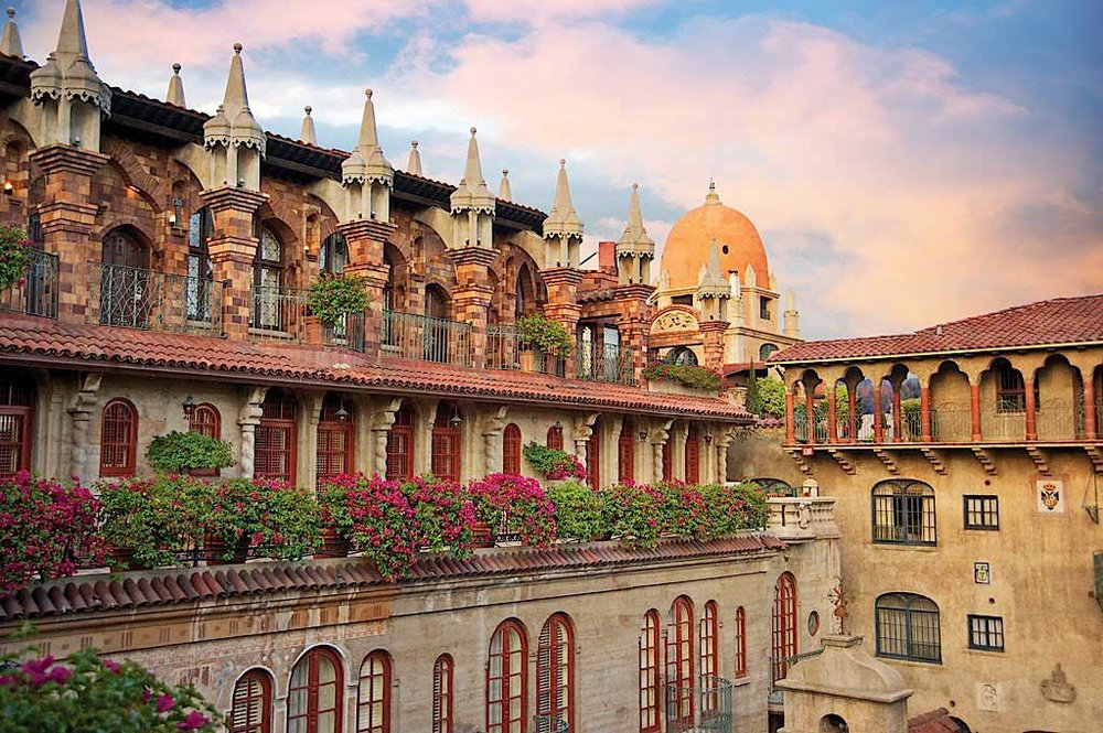 The Mission Inn Hotel & Spa can trace its origins back to 1876. Image courtesy of The Mission Inn Hotel & Spa