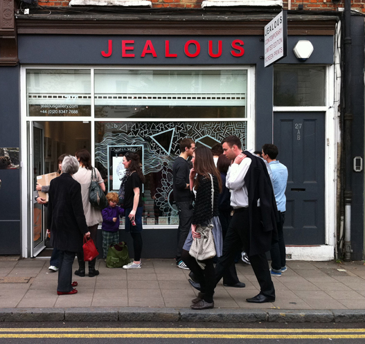 Jealous Gallery, Crouch End