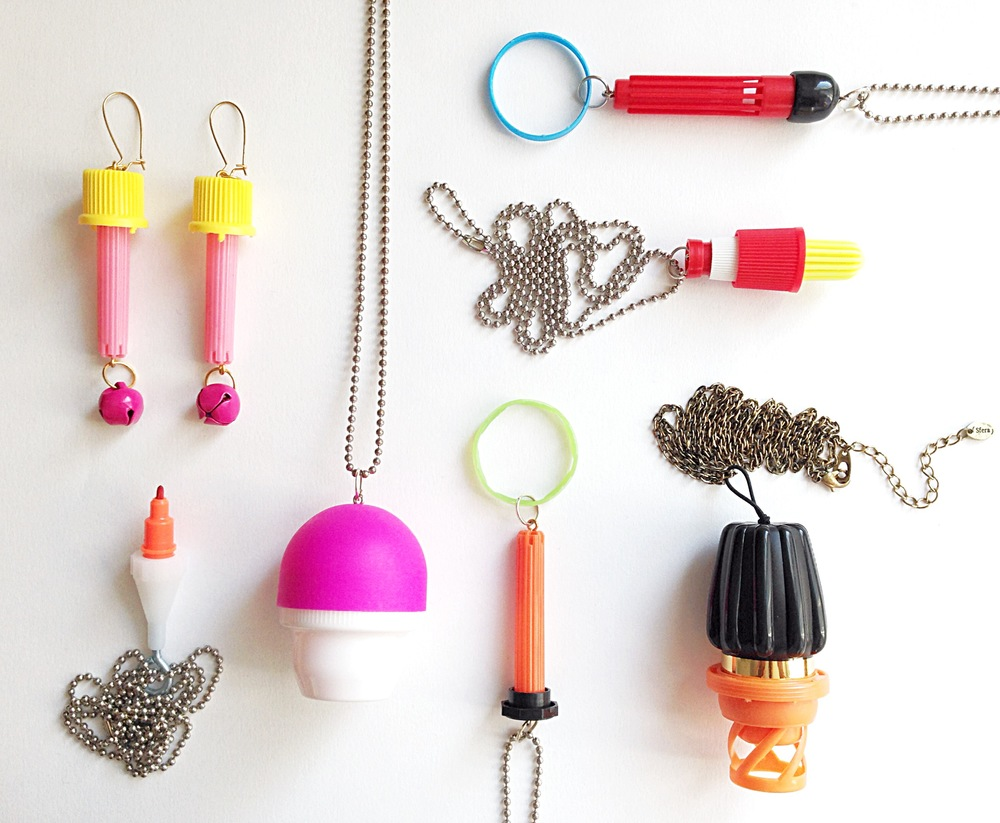 Plastic Seconds Pendants Upcycled Jewellery.jpg