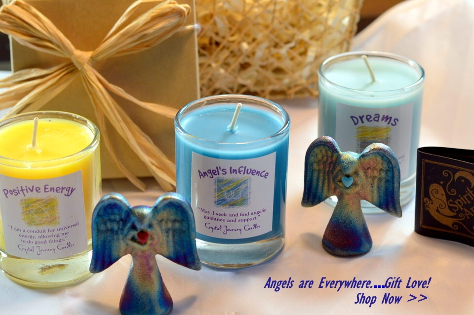 Angel and Candle Love.JPG