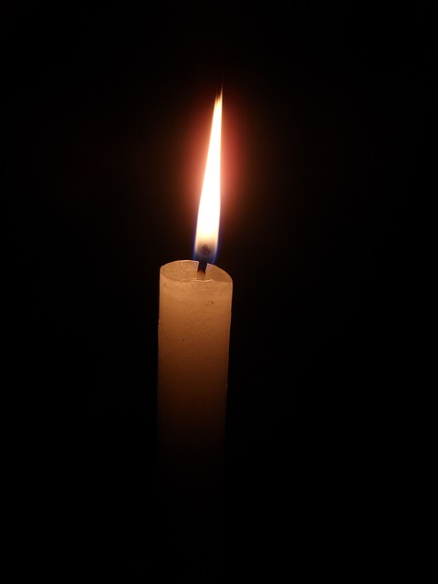 LIGHT A CANDLE FOR LOVE