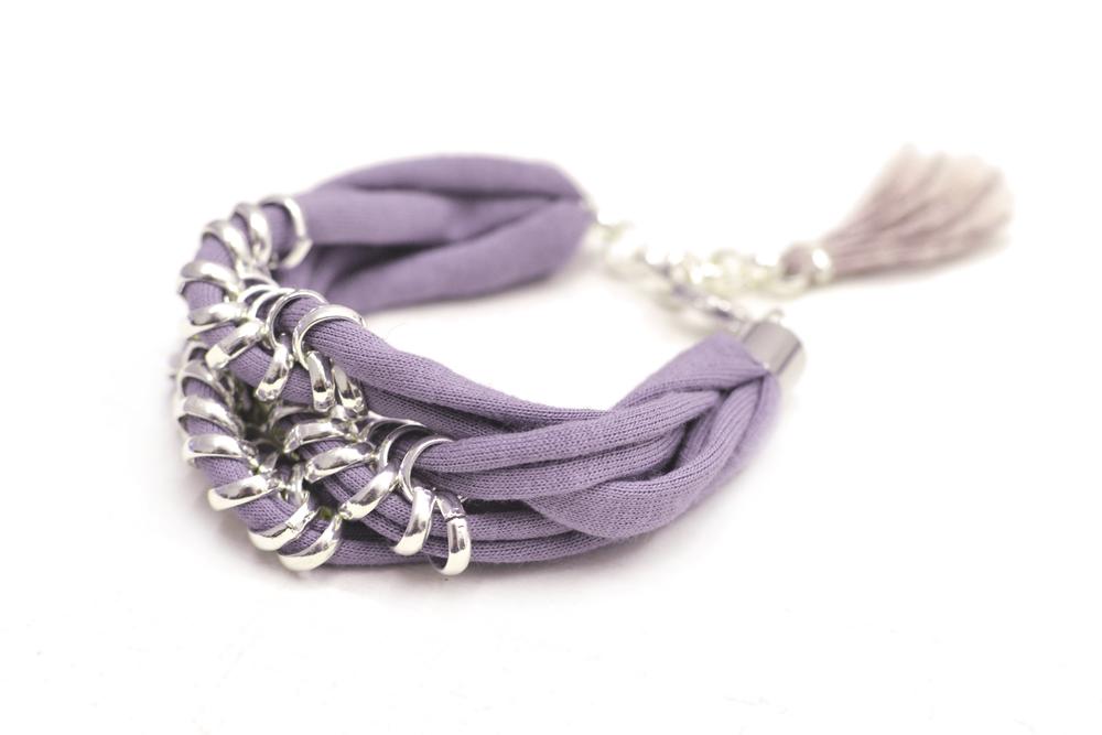 gudbling fabric bracelet