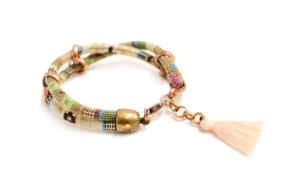 gudbling cord bracelet