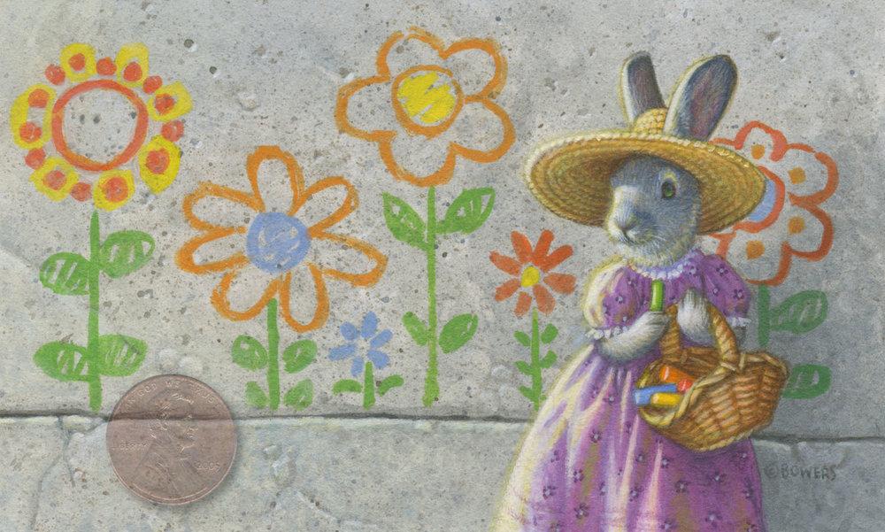 Bunny's Garden w penny.jpg