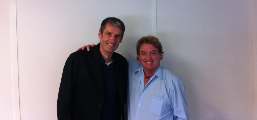 En formation avec Jacques Martel