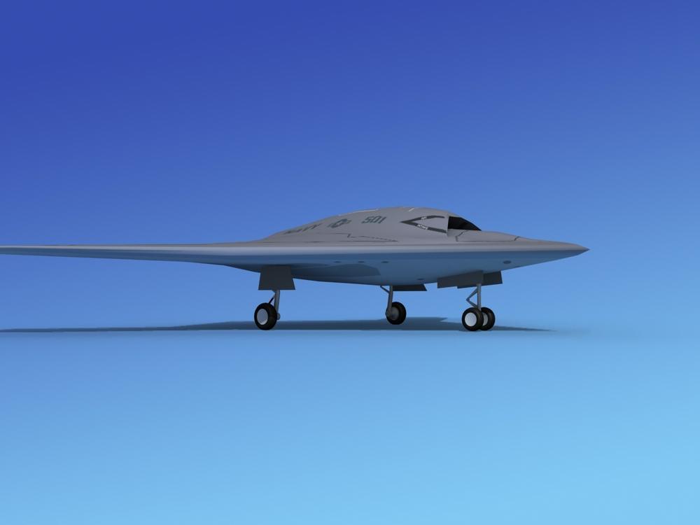 Northrop Grumman X-47-B