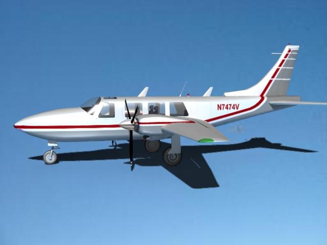 Piper Aerostar 600