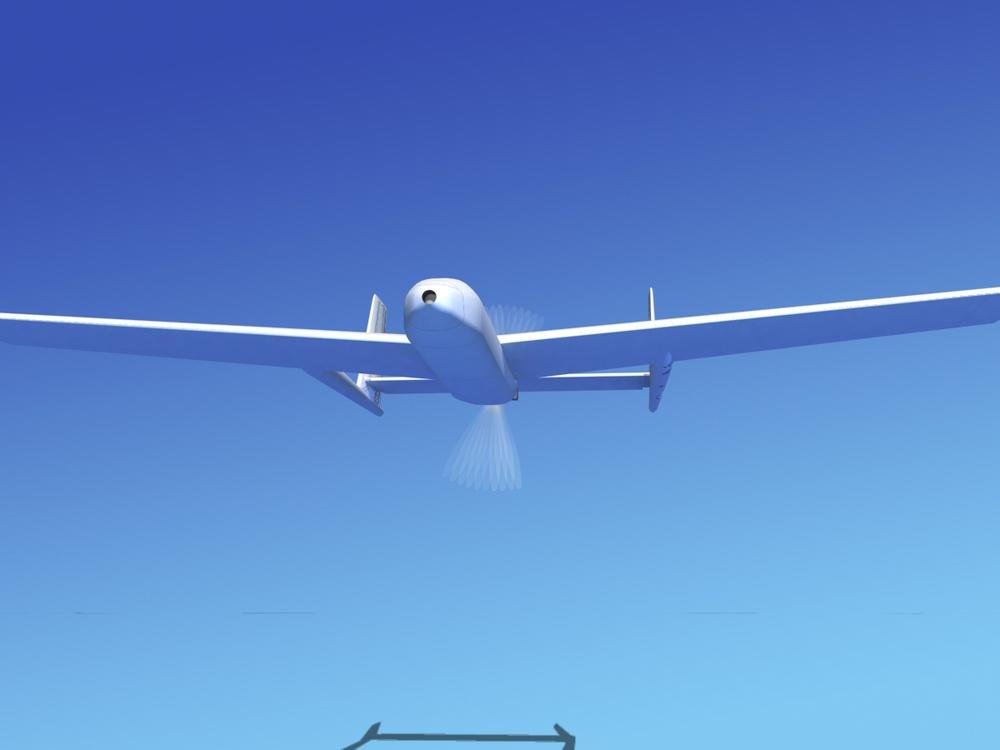 Mohajer 3 UAV
