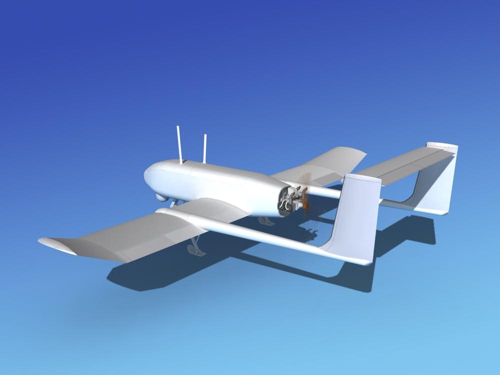 Mohajer 4 UAV