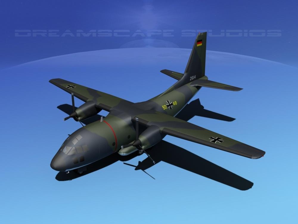 Alenia C-27A Spartan Luftwaffe