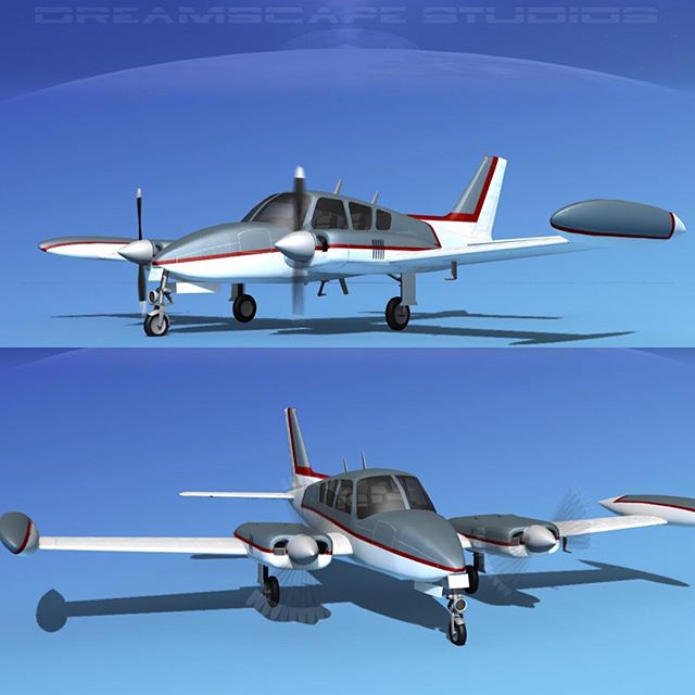 Cessna 320 Skynight #cessna #cessna320 #cessnalovers #cessnaaircraft #cessnaplane #privateplane #privateaircraft #aircraft #aircraftonly #aviationlovers #plane #planegeek #3dplane #dreamscapemodels #instaplane  #dreamscapestudios #3dmodeling #3dmodel #3drender #3dmaxdesign #airplane #airplanes #airplane_pics #