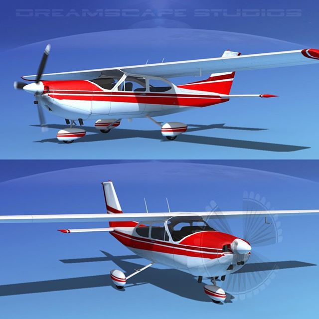 Cessna 177 FG Cardinal #cessna #cessna177 #cessnalovers #cessnaaircraft #instaplane #cessnacardinal #planegeek #privateplane #airplane_pics #airplane #dreamscape3dmodels #3drendering #dreamscapestudios #planelovers #planegeeks #cessnapilot #aircraft #3dmodel #3dplane #3dartist