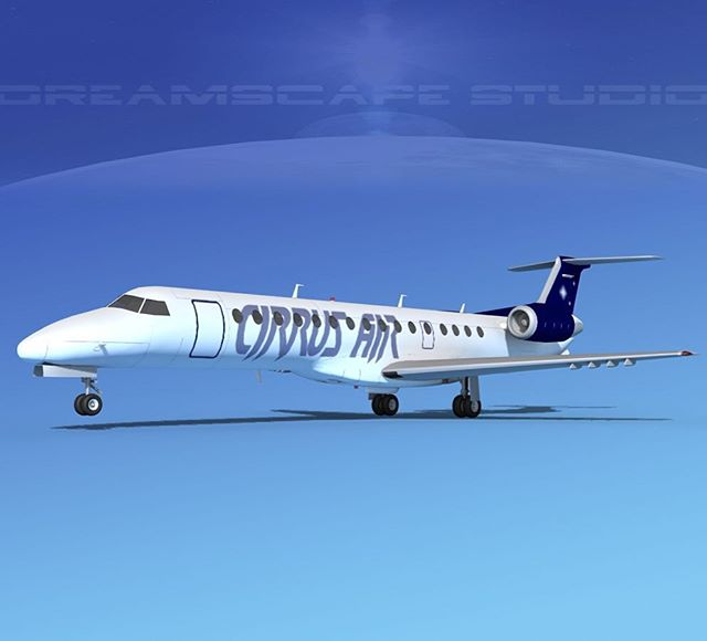 Embrace ERJ-140 #embraer #embraerlovers #embraerpilots #embraer140 #plane #airplane #aircraft #3dplane #planepics #planespotting #pilotslife #dreamscape3dmodels #dreamscapemodels #aviationlovers #aviation #planes #instaplane