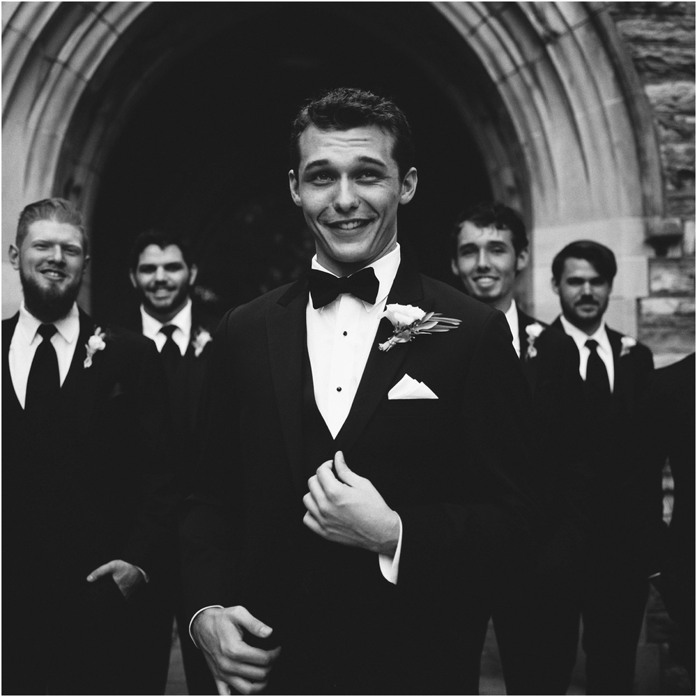 Scarritt Bennett Wedding