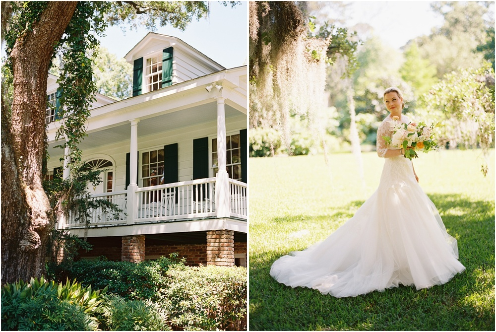 Mobile Country Club Wedding