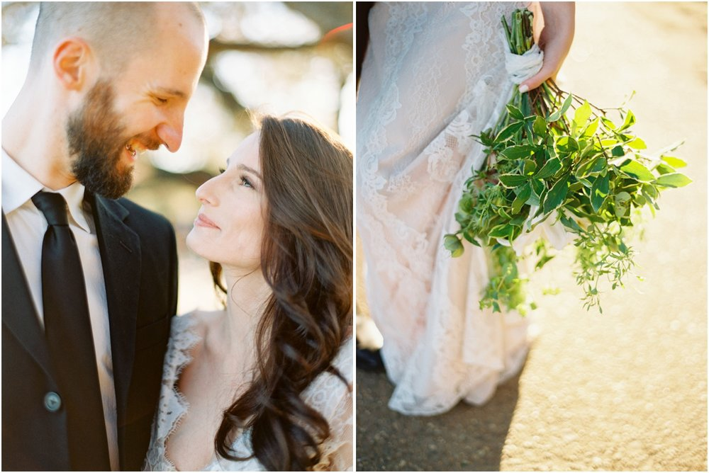 DC Cherry Blossom Wedding | Kristin Sweeting Photography