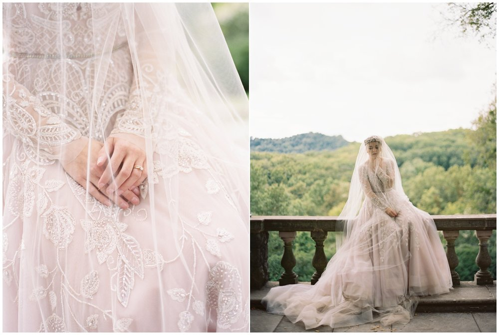 Cheekwood Fairytale Wedding
