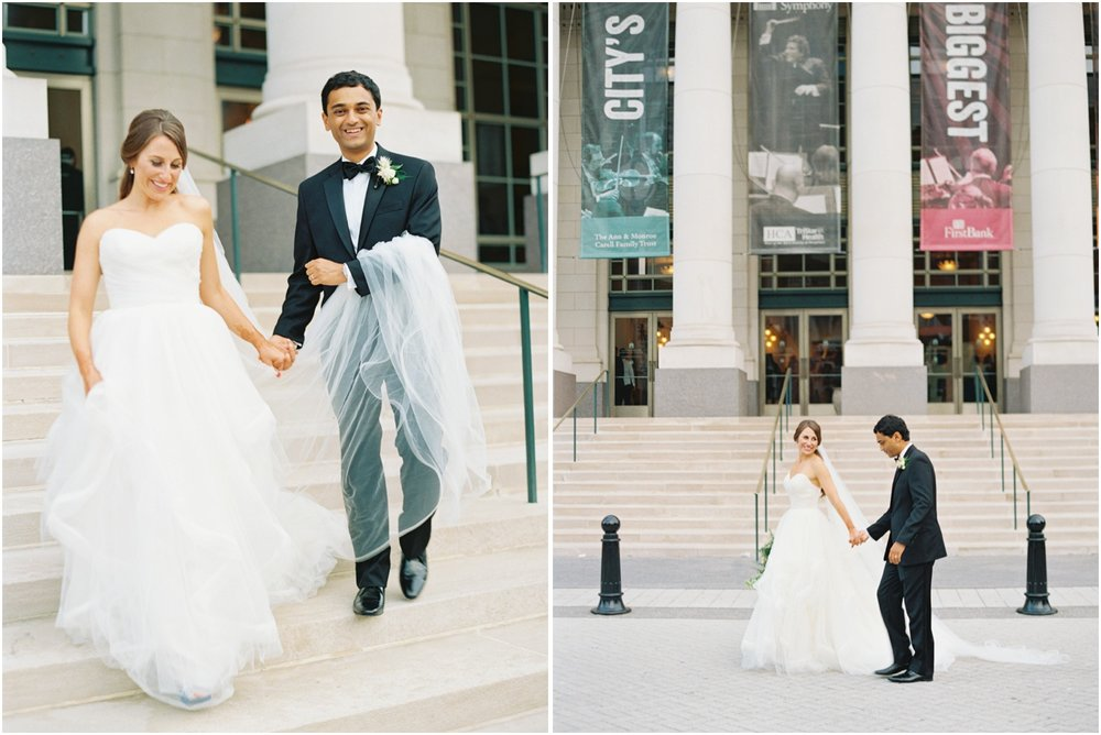Downtown Nashville Indian Wedding