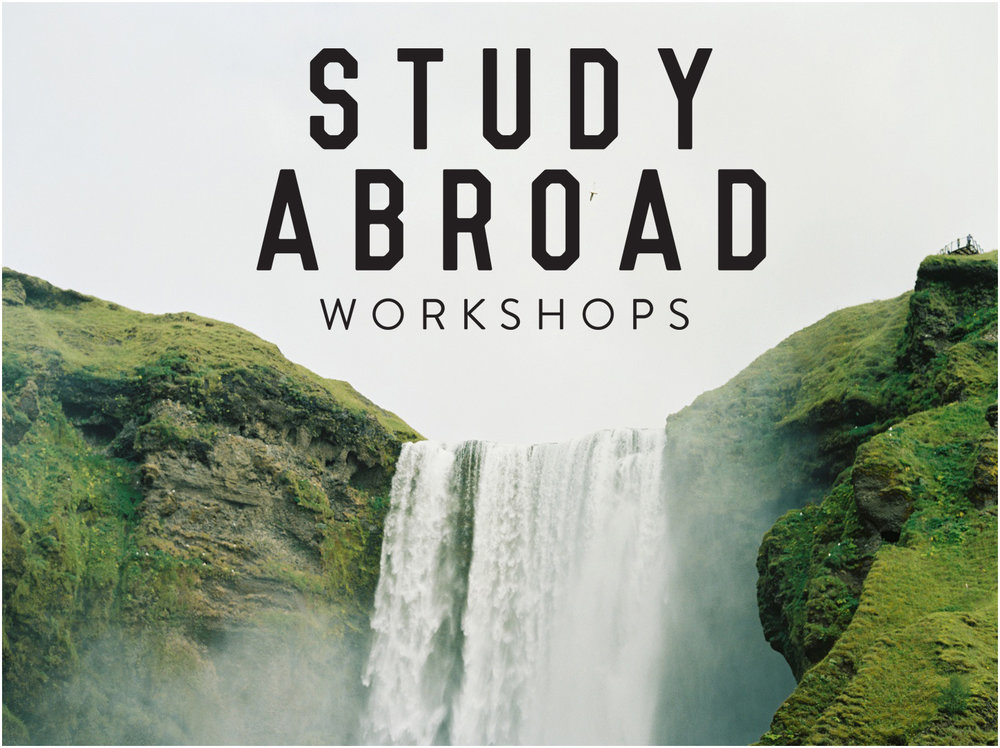 Study Abroad Workshops