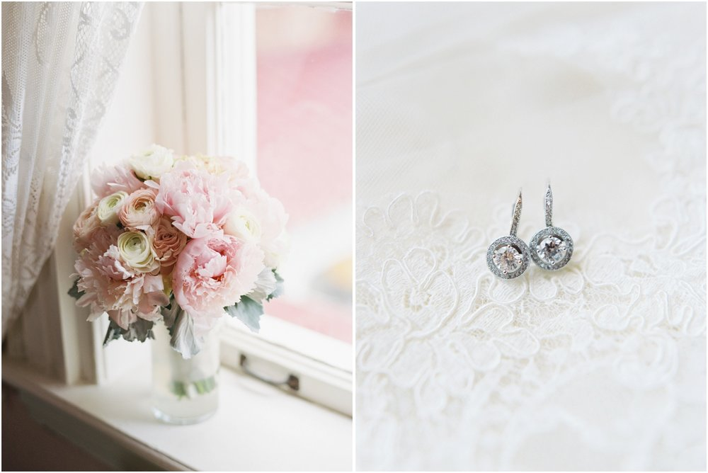 Blush and Cream wedding Brentwood, TN