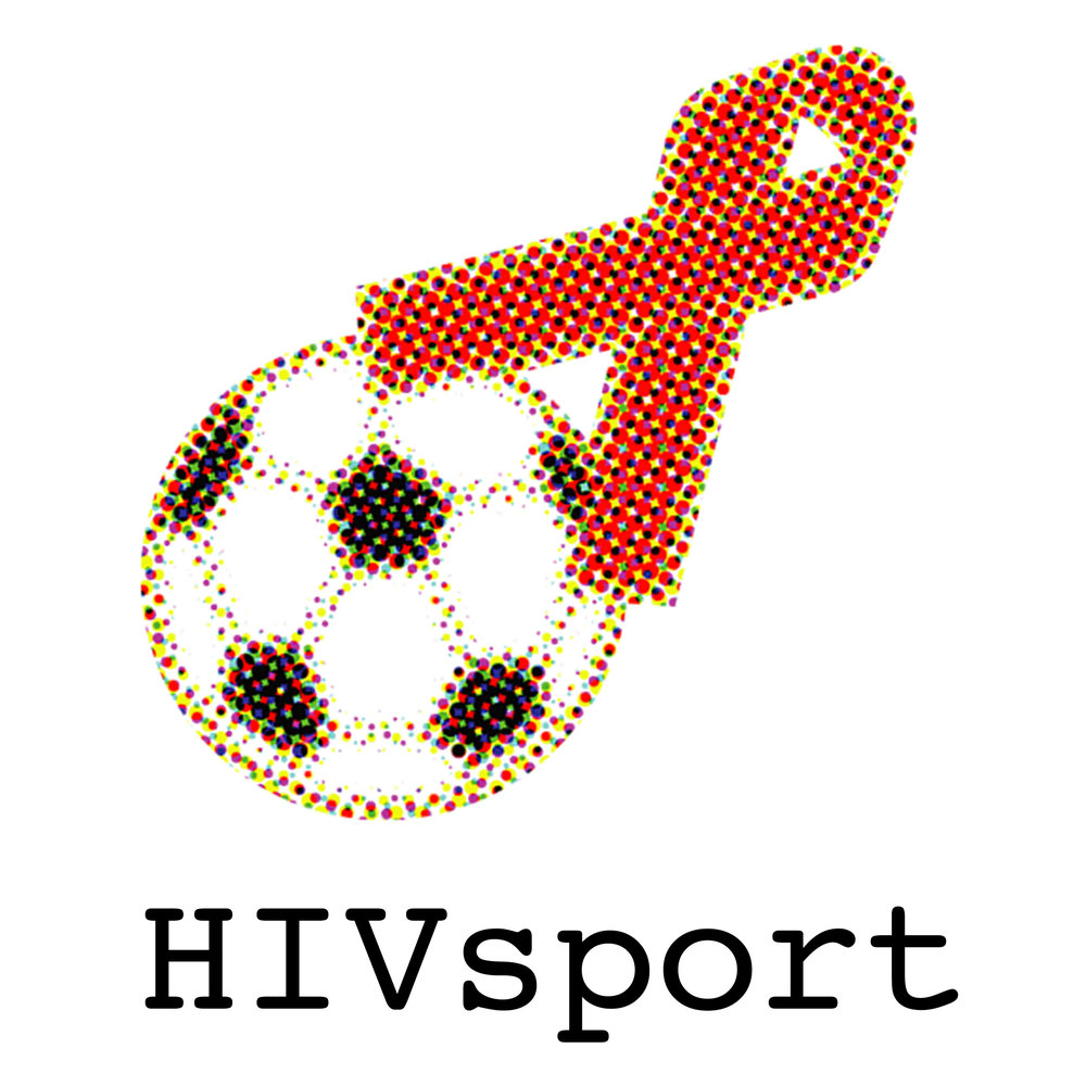 HIVsport's 'Badge of Hope'