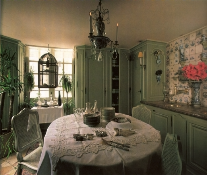 Jacques garcia at home j ashbury - Decoration jacques garcia ...