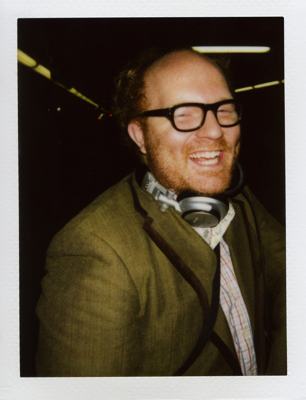 Instax photo by William Juseck