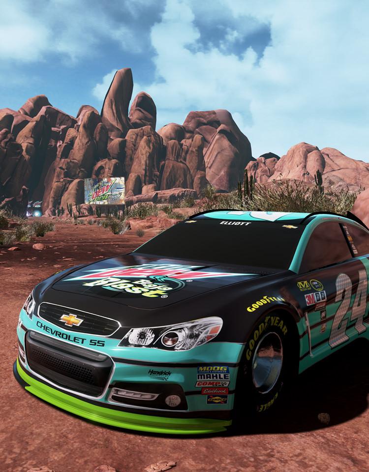 MOUNTAIN DEW / NASCAR: DEWCISIONVRRACING -