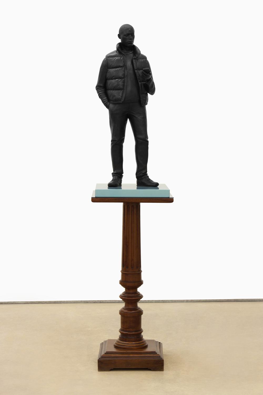 Tom Price, Network, 2012, Bronze, 193.5 x 40 x 40 cm.jpg
