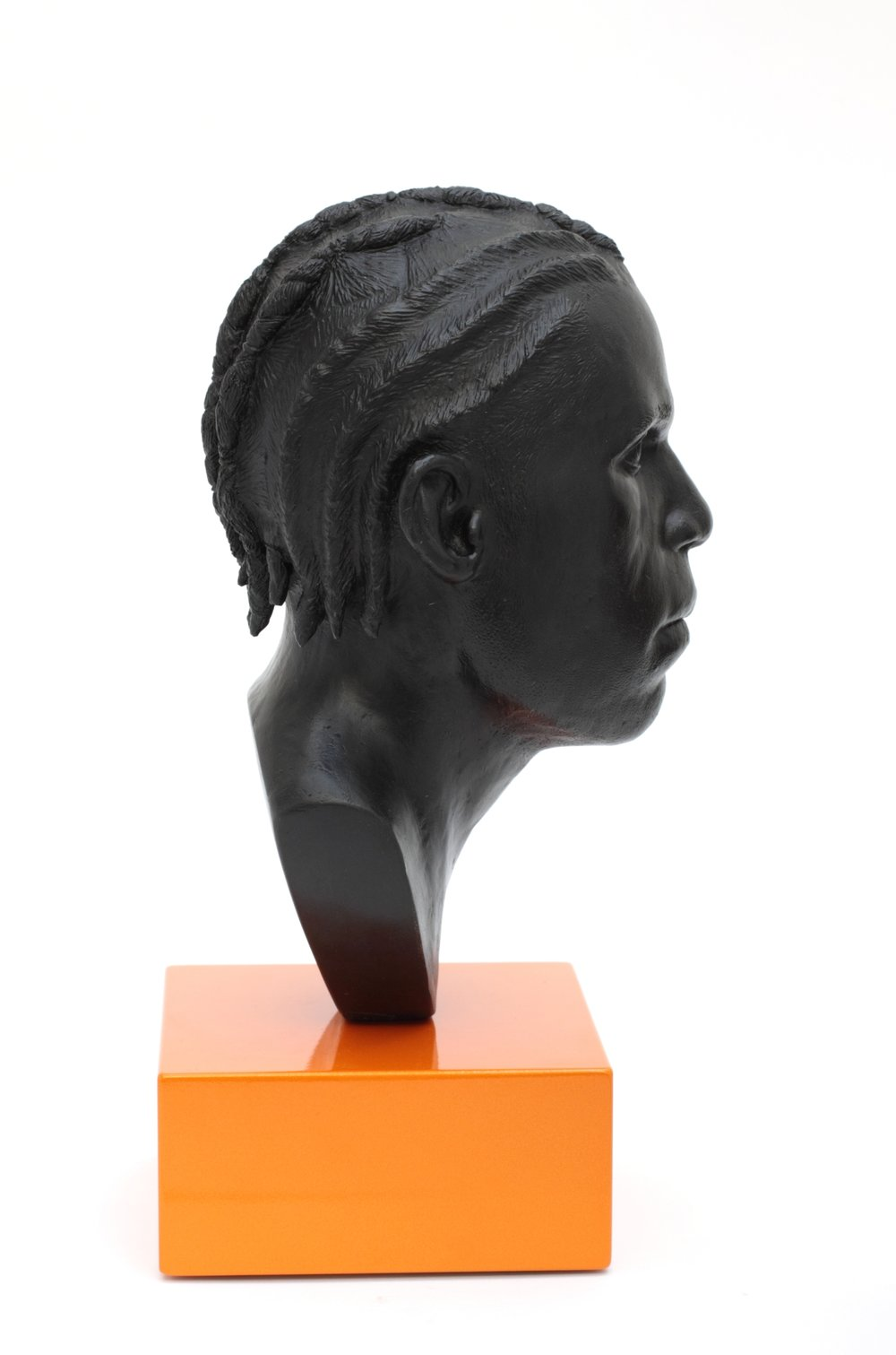 RA-10+[Untitled+(cornrows)_bronze,+steel,+2part+spray+paint_22.5+x+10+x+10+cm].jpg