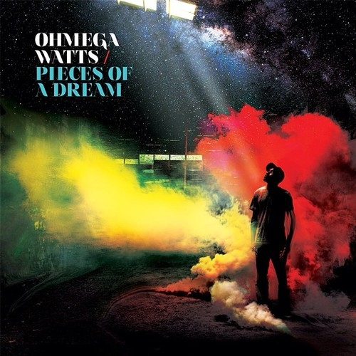 Ohmega Pieces of A Dream Cover