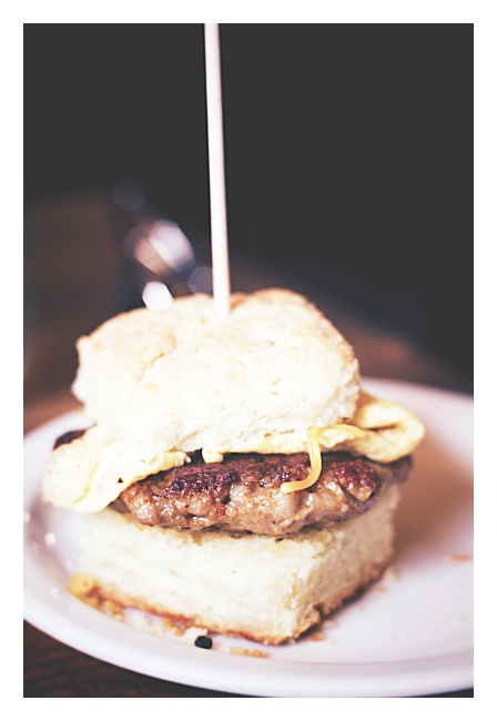 Breakfast Slider