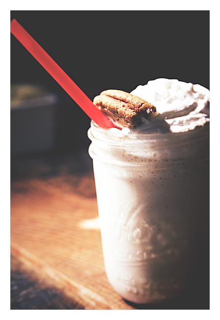 Oatmeal Cookie Shake