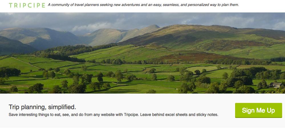 Tripcipe A Type A Travelers Best Friend If Your Best Friend – Map My Trip App