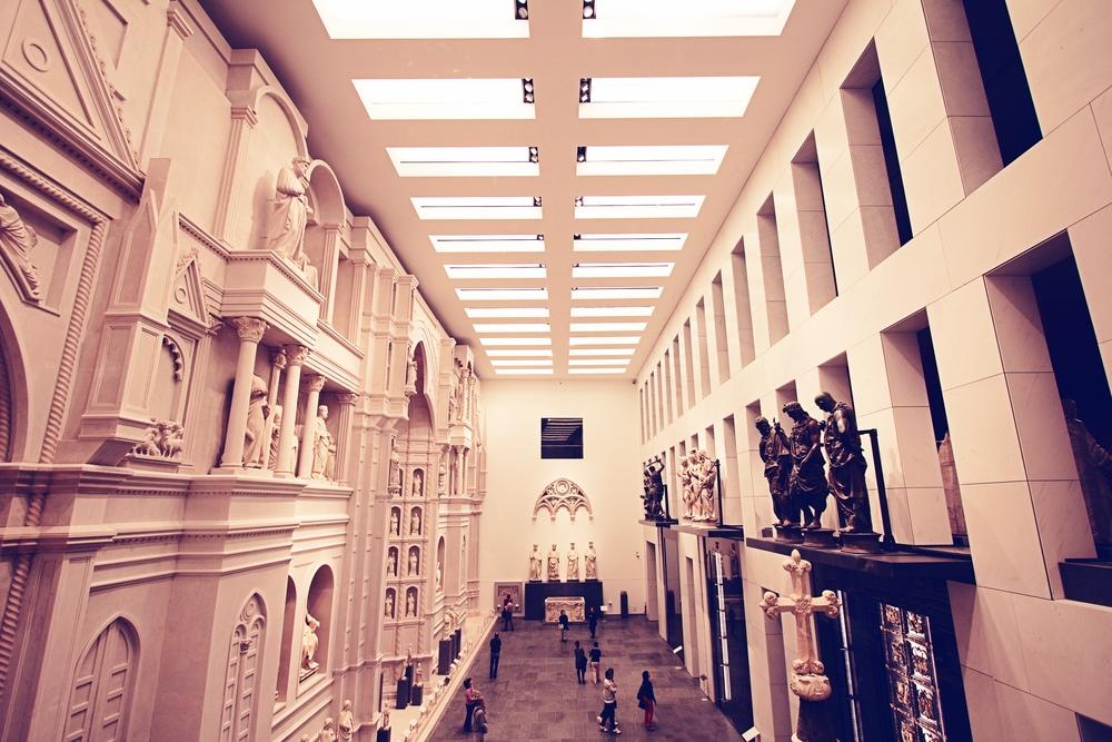 Duomo Museum Interior
