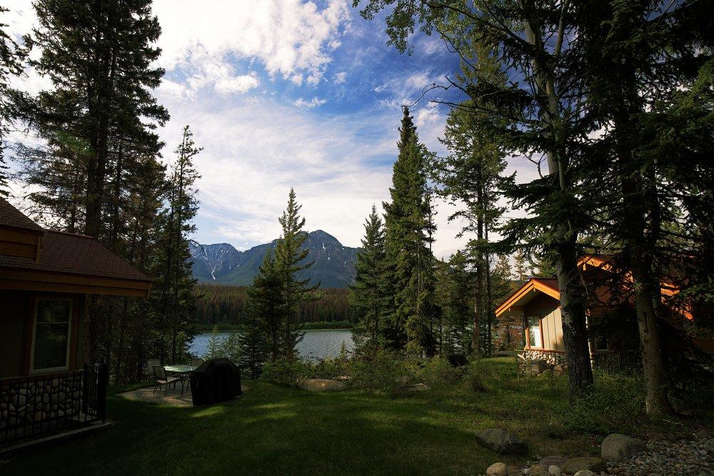 Patricia Lake Lodge
