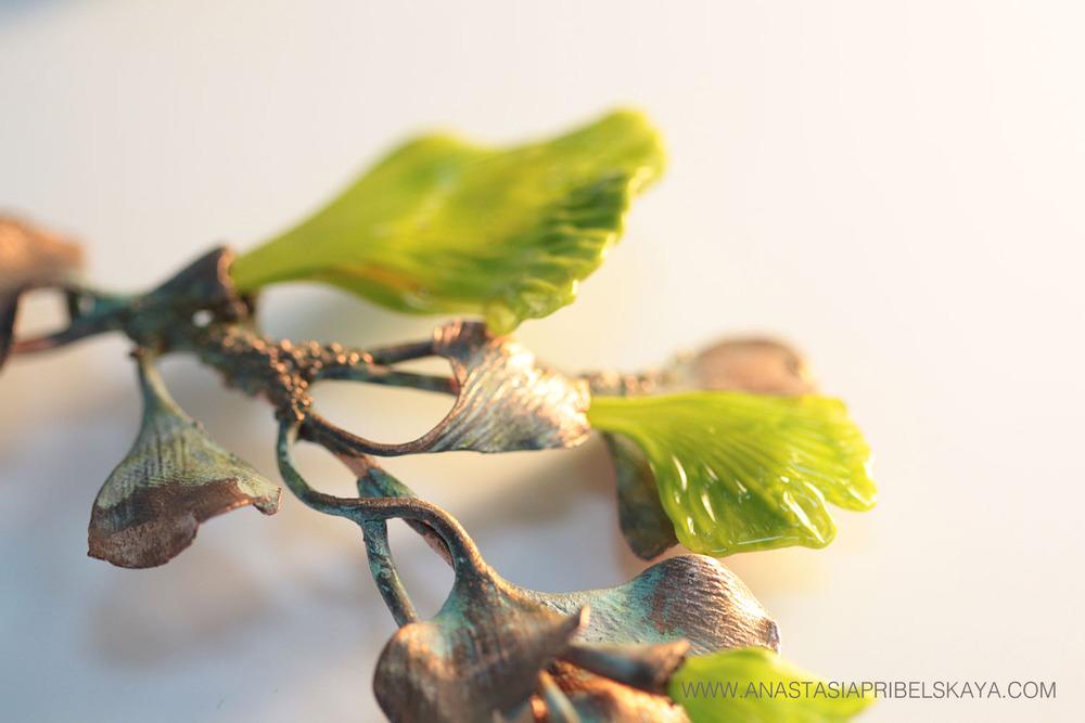 Ginkgo by Anastasia Pribelskaya. Автор: Анастасия Прибельская.
