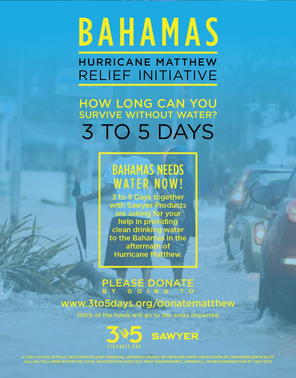 Bahamas 3 to 5 Days