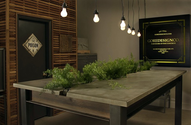 The Fern Table / by Gore Design Co.