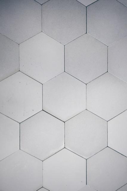 Exagoni Concrete Tile Mold Concrete Design School