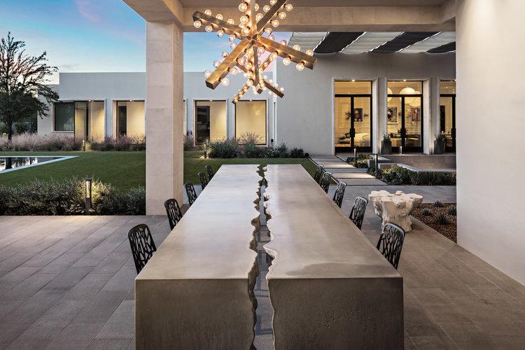 PostTensioned Concrete Current Techniques Old World Methods Delectable California Interior Design Schools Creative