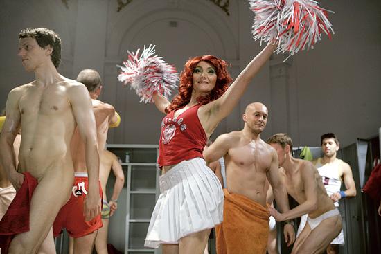 Katarzyna Kozyra, Cheerleader, 2006
