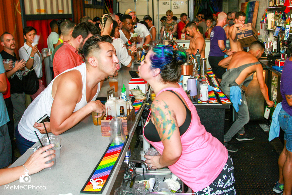 Oakland 2017 Pride - Four days at Port Bar