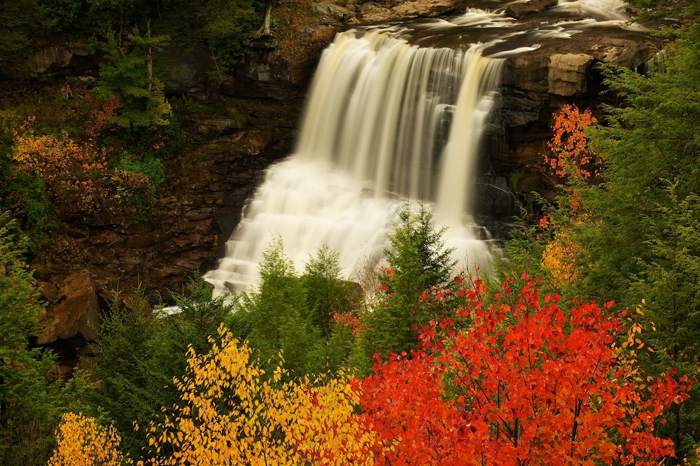 West Virginia Fall Foliage Gallery