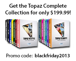 Complete Collection Black Friday banner 250x250