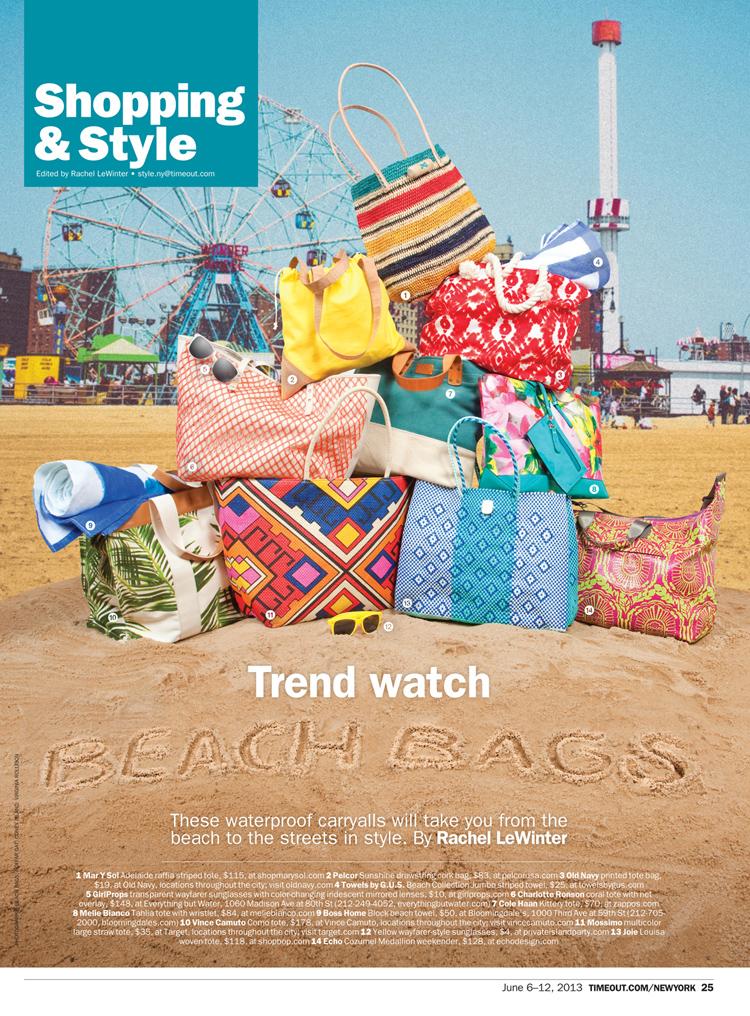 Summer Beach Bags