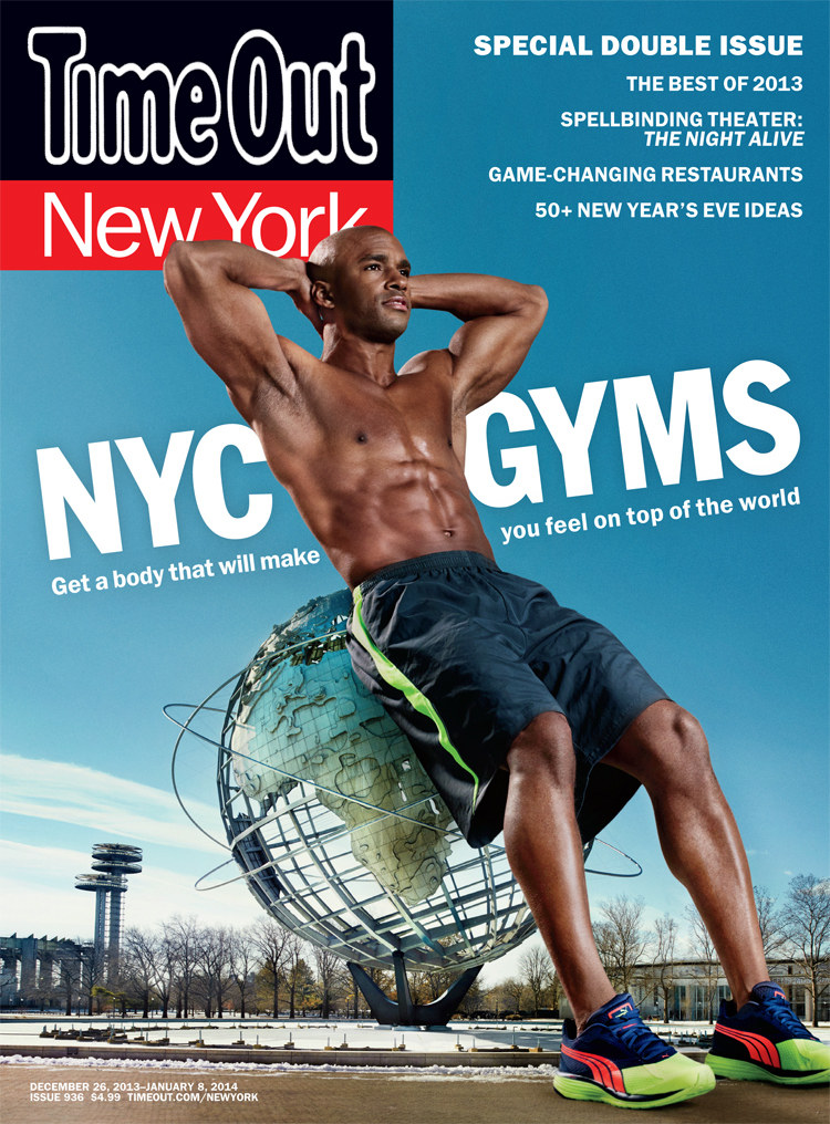 NYC Gyms, Winter 2013