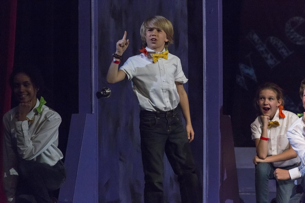 The Phantom Tollbooth - a Playground production, 2015