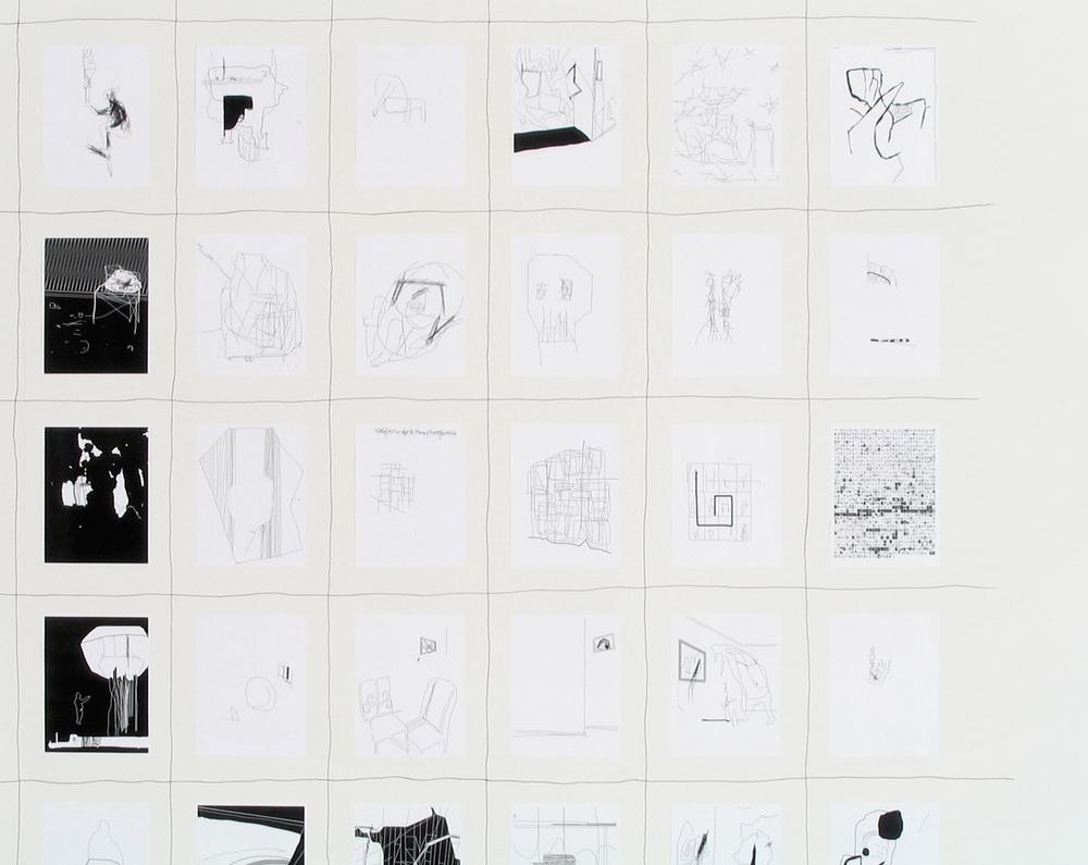 Rickety, installation image, 2007